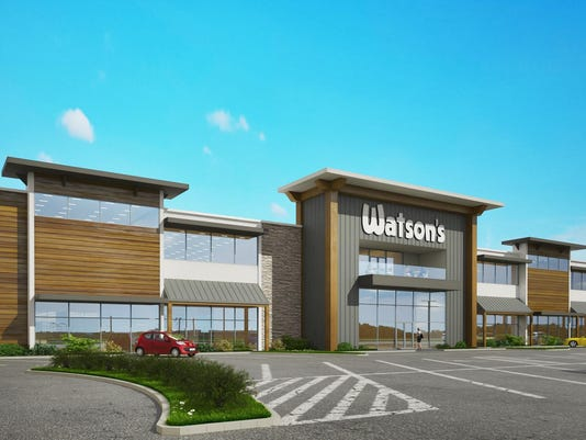 Watsons expansion