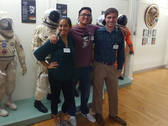New Mexico State University honors student Alvin Harvey spent his summer researching at Massachusetts Institute of Technology.