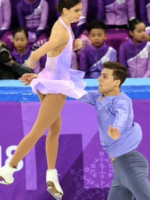 Is it time to start looking at having same sex couples in Olympic pairs figure skating?