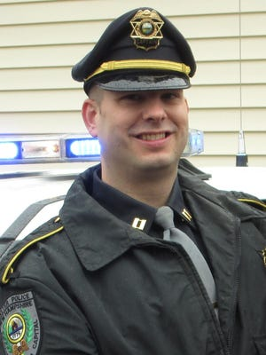 Exeter Police Chief Stephan Poulin