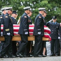Fire stations will be dedicated to fallen firefighters