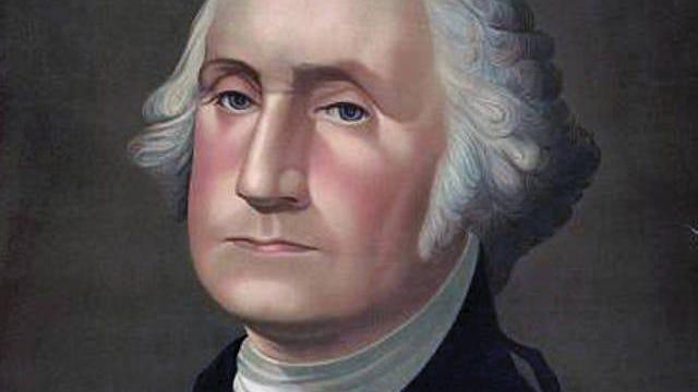"<p style=""text-align:center;"">George Washington</p><p style=""text-align:center;""> (Library of Congress)</p>"