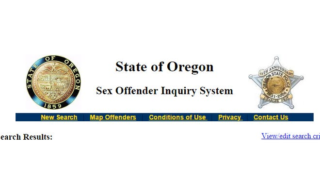 Sex offender inquiry system