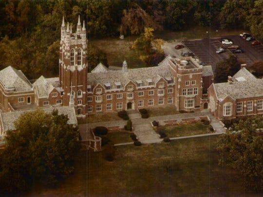 Colgate Rochester Divinity School.