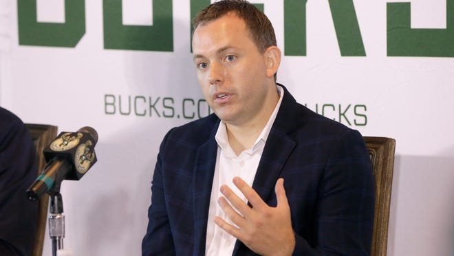 Bucks general manager, Jon Horst is hoping the Bucks can draft a player that can contribute immediately.