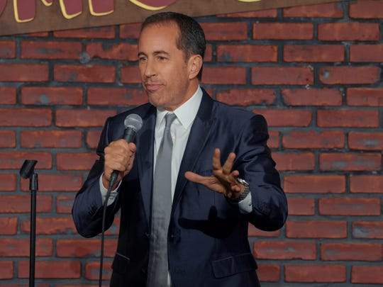 'Jerry Before Seinfeld' drops on Netflix Tuesday.