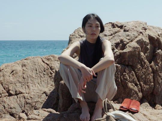 "Kim Minhee stars in ""Claire's Camera."""