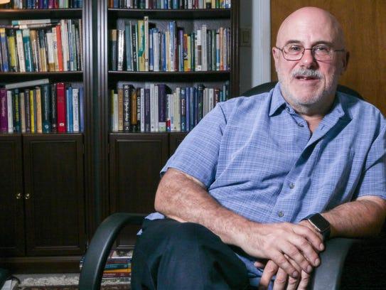Steve Eichel, a forensic psychologist, was in Las Vegas