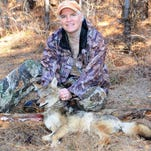 Hunter explains why he killed coyote suffering from lice