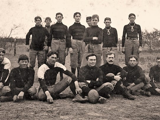 Simmons College fielded Abilene's first football team.