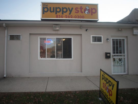 The Puppy Stop at 138 Fries Mill Road in Washington