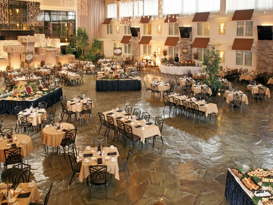 Looking for an upscale brunch? Try Eden Resort.