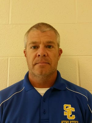 Sussex Central athletic director Shawn Tidwell.