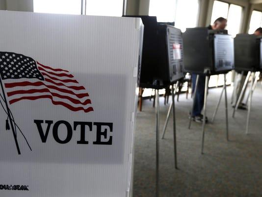 Campaign 2016 Voter Registration