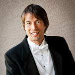 Trent Brown was named the Symphonic Chorale's new director.