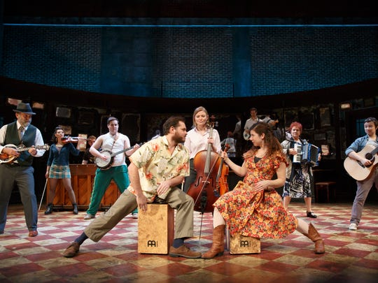 'Once' won the 2012 Tony Award for Best Musical.