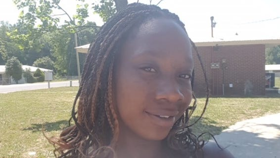 Milton resident Jakia Cooper, who didn't earn a high school diploma in Okaloosa County and is now pursuing the diploma online through a program at the Santa Rosa County Library System