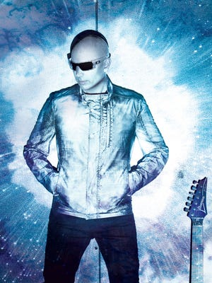 "Joe Satriani comes to Salem for his only Oregon date for his ""Surfing to Shockwave"" tour on Friday."