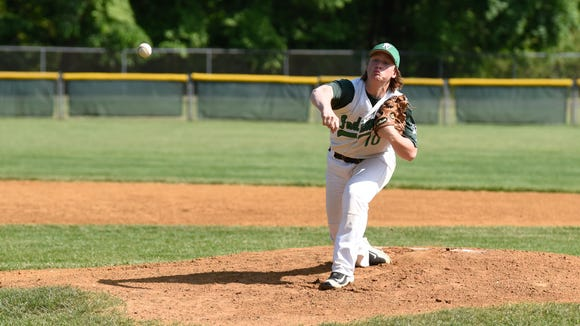 Pascack Valley's Jordan Issackedes tossed a six-inning