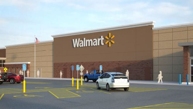 The south Sioux Falls Walmart will be a 24-hour supercenter.