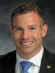 State Rep. Rick Brattin, R-Raymore