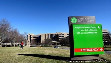 Oconee Medical Center is now a part of Greenville Health System.