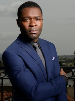 """David Oyelowo portrays a war veteran who psychologically unravels in the HBO film """"Nightingale""""."""
