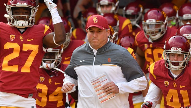 USC finished with nine wins in a row after opening 1-3 last season.