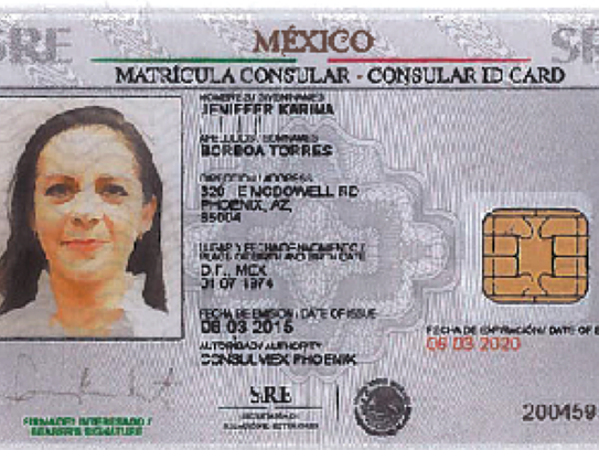 Qu es mejor matr cula consular o pasaporte for Who is a consular