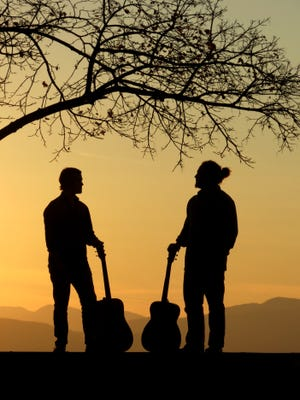 The DuPont Brothers perform Saturday in Hinesburg.