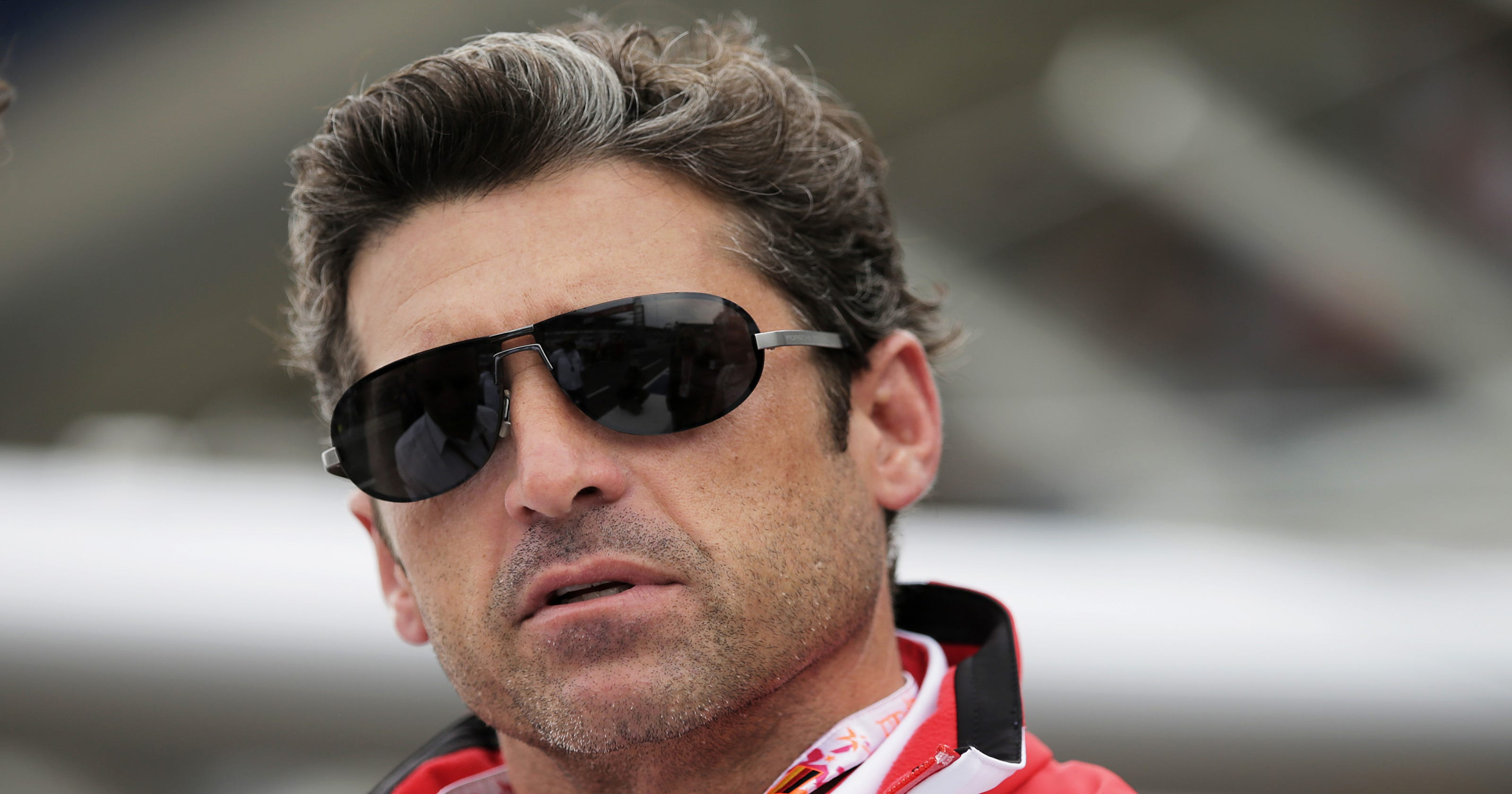 Actor Patrick Dempsey Savoring Dreamy Month Of Racing