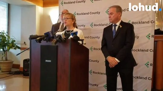 Rockland County Commissioner of Health, Dr. Patricia Schnabel Ruppert talks about the three coronavirus cases in the county