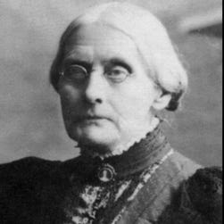 'Have you heard of Susan B. Anthony?' Trump quipped. Twitter was not amused.