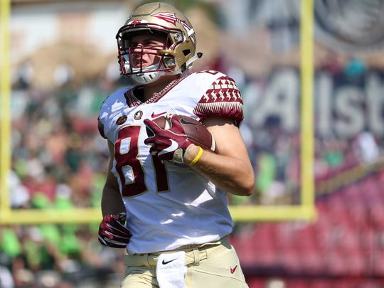 FSU tight end Ryan Izzo is listed as an associate in a police report detailing a fight in which kicker Ricky Aguayo said he was jumped by members of the now-shuttered Pi Kappa Phi fraternity.