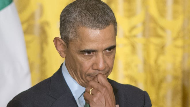 President Obama wants to meet with G-7 leaders next week to discuss the situation in Ukraine.