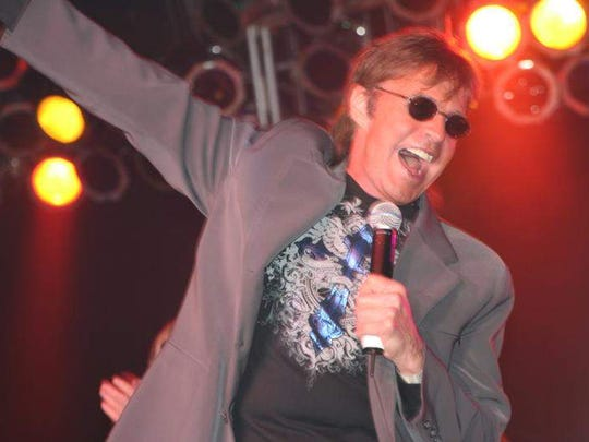"""Mark Lindsay (pictured, ex-Paul Revere & the Raiders) and Gary Lewis (ex-Gary Lewis & the Playboys) were part of the """"Happy Together"""" tour headlined by the Turtles."""