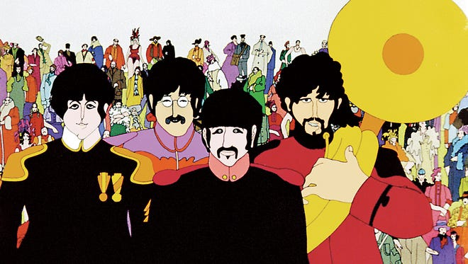 The Beatles in Pepperland