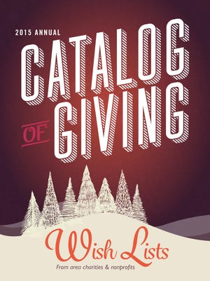 2015 Catalog of Giving.