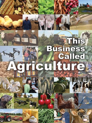 """""""This Business Called Agriculture"""" is a fourth to sixth grade resource that has 31 different topics for students to learn about careers in."""