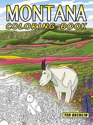 """Montana Coloring Book"""