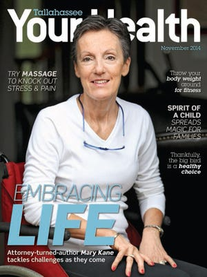 Mark Kane on the cover of Your Health