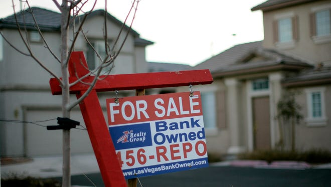 Stockton, Calif., was hit hard by the housing bust seven years ago and is among those that remain far from recovery.