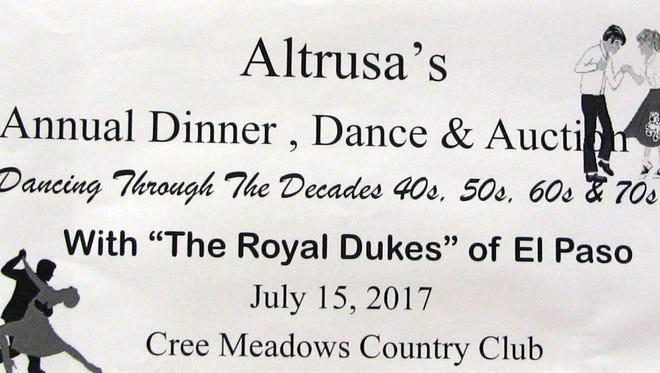 "Altrusa is ""Dancing through the Decades."""