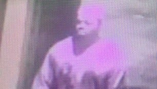 The Grand Chute Police Department is trying to identify this man from the robbery Thursday night.