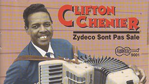 """Clifton Chenier, Louisiana's zydeco king, was honored Saturday, Jan. 25, 2014, in Los Angeles with Grammy's Lifetime Achievement Award. Chenier won a Grammy in 1983 for the """"I'm Here"""" LP."""