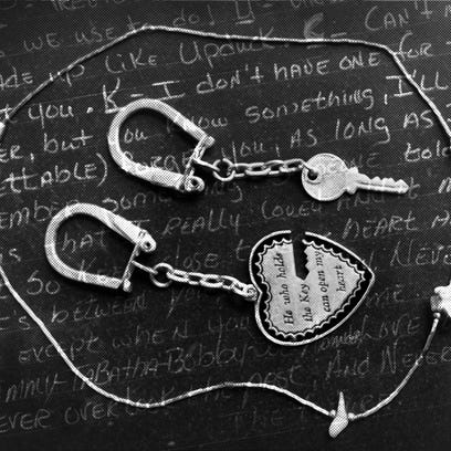 The keychain found on Tammy Jo Alexander's body.