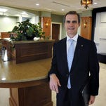 Jimmy Stubbs is the president and CEO of River Bank & Trust.
