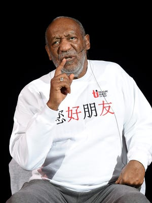 Bill Cosby performs at the Treasure Island Hotel & Casino on September 26, 2014 in Las Vegas, Nevada.