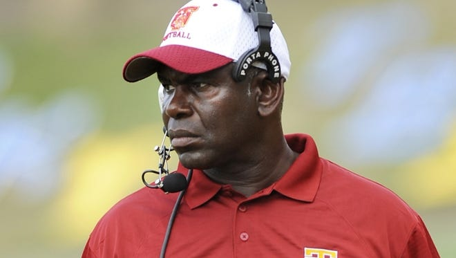 Tuskegee coach Willie Slater and the Golden Tigers are ranked 25th in the AFCA NCAA Division II preseason poll.