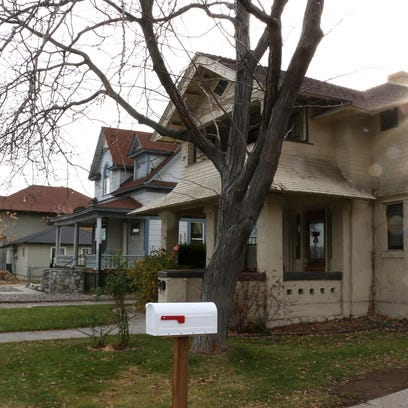 Historic Gateway District homes top Nevada history's endangered list